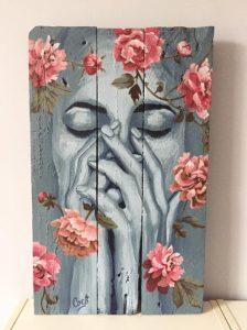 portrait-femme-pivoine-fleur