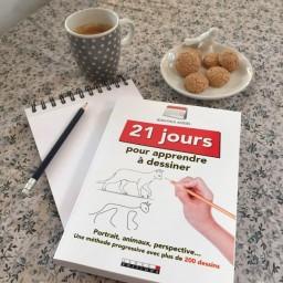 jeanpaulaussel-21jours-méthode-dessin-apprendre-dessiner