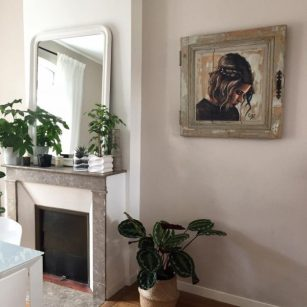 tableau de Coraline Van Butsele